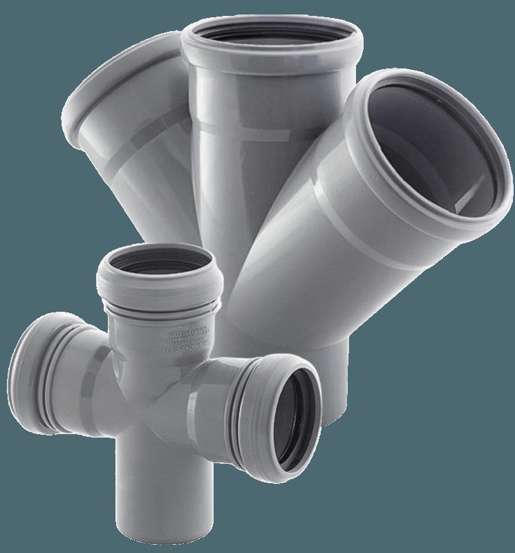 Безнапорная канализация VALFEX (Валфекс)